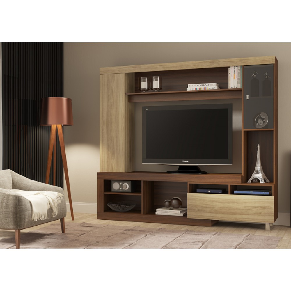 Meuble home cinema 941 meubles tv salons et sejours habitat vision co - Meuble tele home cinema ...